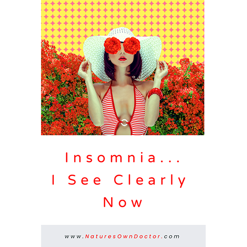INSOMNIA – Experts Reveal a Natural Solution