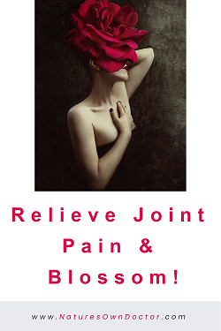 JOINT PAIN – Causes & Steps to Get Relief Naturally
