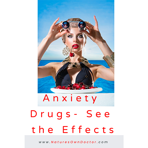 ANXIETY – Drugs & the Real Truth